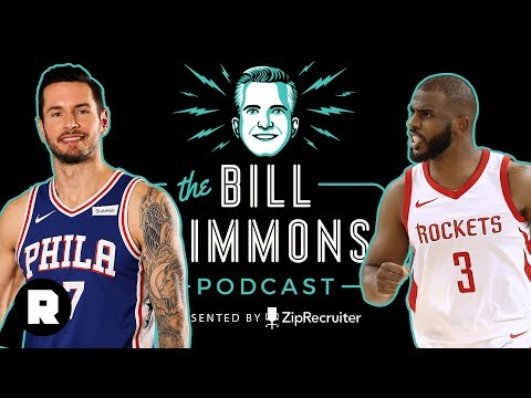 J.J. Redick On Philly's Future, CP3's Moment, And One-and-Done | The Bill Simmons Podcast