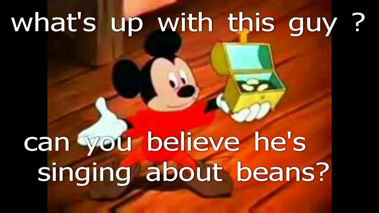Beans, Beans, The Magical Fruit