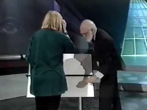06 - Psychometry, Graphology (1991-08-21) - James Randi - Psychic Investigator