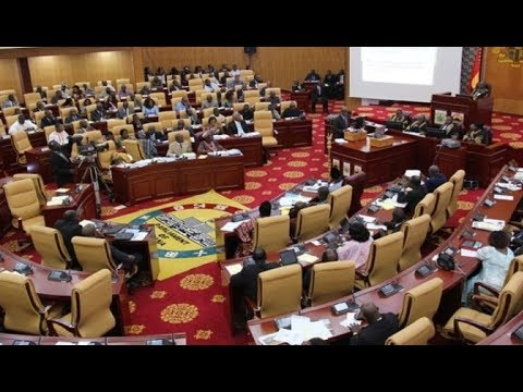 Accra: African parliaments advised to intensify efforts on fighting corruption