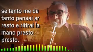 Tony Gaetani - Avventura con un travestito (Monologo Franco Califano) con testo
