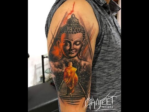 Mind Blowing Tattoos By Manjeet Singh