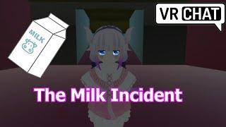 "[VRchat] Drunk Loli Voice Trolling: ""The Milk Incident"" (It wasn"