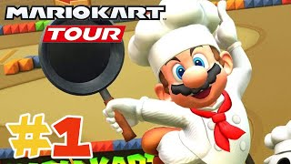Mario Kart Tour: COOKING TOUR part 1 is here!!