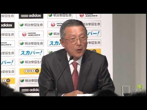 【J3リーグ記者会見】スカパーJSAT株式会社 高田真治 社長 コメント