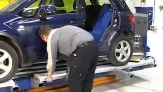 QUICK 42 Repair Bench | Roof Areas Suzuki