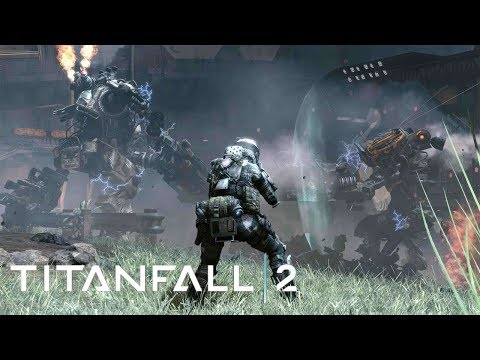 THE TEAMS BACK TOGETHER! Titanfall 2!