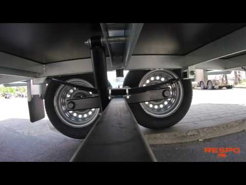 Balanced Tandem Axle By Respo
