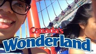 Vlog: Canada's Wonderland! #2