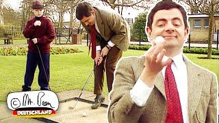 Mr. Bean spielt Golf