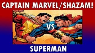 Shazam vs Superman Debate