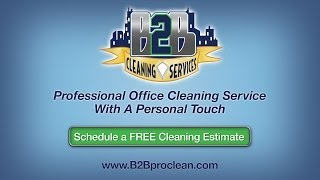 Cleaning Service Yonkers NY  | Professional Office Cleaning | B2B Cleaning Services
