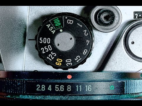 Dslr camera basics tutorial shutter speed, aperture and iso.