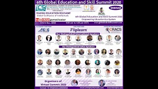 6th Global Education and Skill Summit 2020 held on 11-13 December (Day 2)