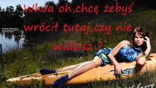 Debby Ryan-We ended right tłumaczenie pl