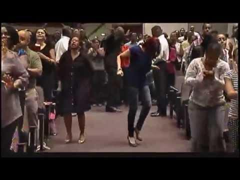 """Galatians 6:9"" Dr. Jasmin Sculark, Pastor John K. Jenkins Sr. w/ Praise Break"
