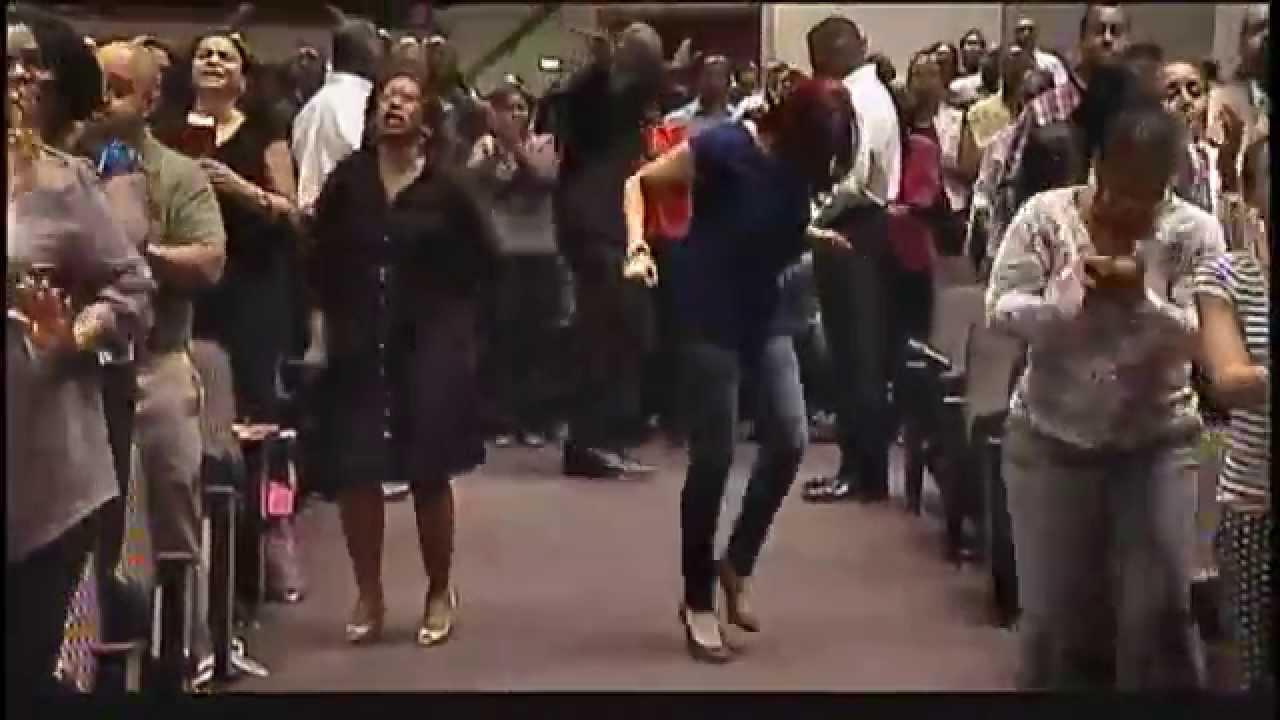 Sermon Pastor Jasmine Sculark 2014