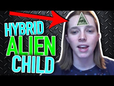 Woman Claims to Have Hybrid Alien Children - JehBerDeh Reaction Video