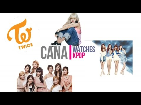 Non Kpop Fan Reacts to Girl Groups - Girl's Generation, BLACKPINK, TWICE, and SISTAR