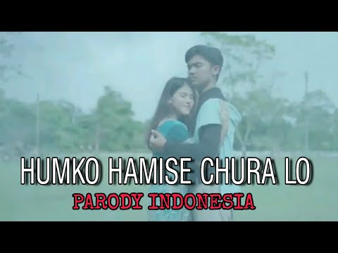 Humko Hamise Chura Lo Parody Indonesia | Fathan Malik & Tyastri | Mohabbatein