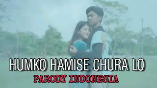 Download Video Humko Hamise Chura Lo Parody Indonesia | Fathan Malik & Tyastri | Mohabbatein MP3 3GP MP4