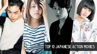 Top 10 Japanese Action Movies