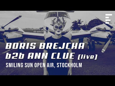 Part 2 video - Boris Brejcha b2b Ann Clue at Smiling Sun Ope