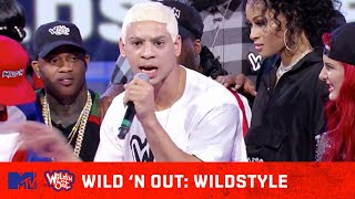 Download DC Young Fly Shuts Eminem DOWN 🔥 w/ Swizz Beatz | Wild 'N Out | #Wildstyle Mp3 and Videos