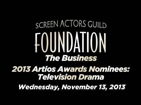 The Business  2013 Artios Award Nominees: Television Drama