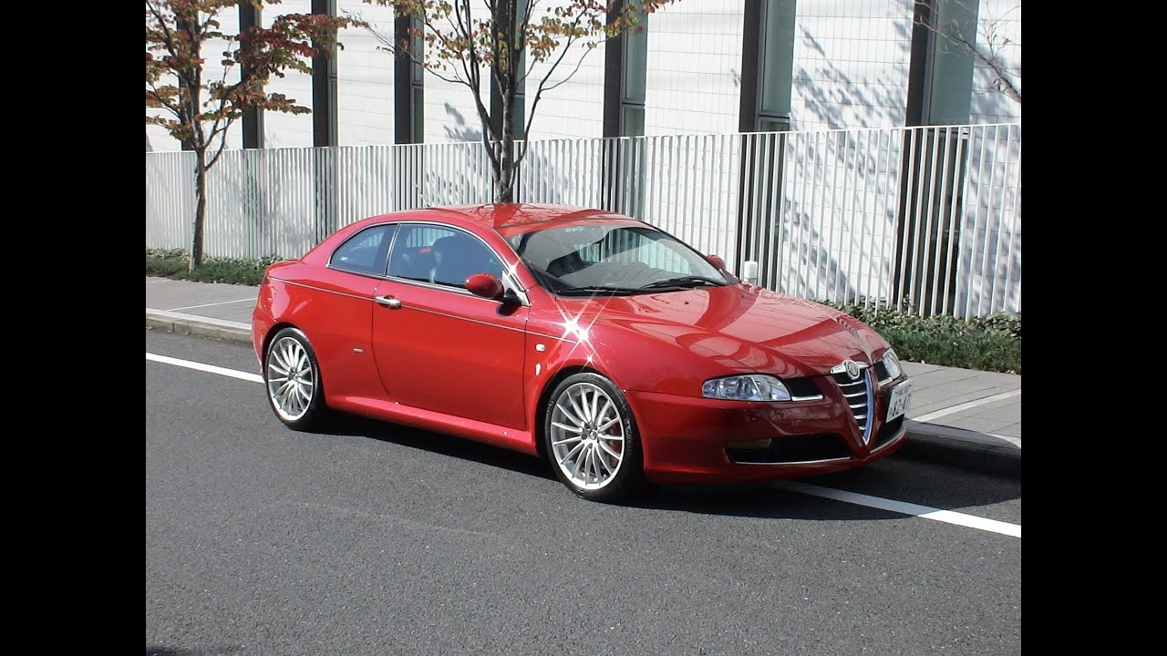 Alfa Brera Rouge 2019 2020 New Car Price And Reviews 1982 Romeo Engine Compartment Diagram Gt 32v6 2006 Youtube