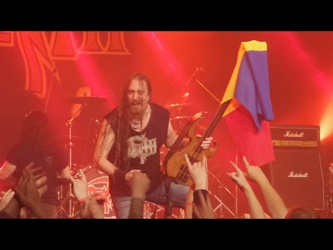 Death DTA - Live From Bucharest - Full Concert HD 2016
