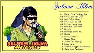 SlOw rOcK MaLaYsIa pOpUlEr🍀 The Best of Saleem-iklim 🍀Hits Lagu Malaysia Pilihan Terbaik