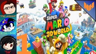 Super Mario 3D World Part 1 - Welcome to the Neighborhood