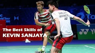 THE BEST SKILLS OF KEVIN SANJAYA SUKAMULJO 2018 | MD (INDONESIA)