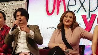 "Robin Nagtampo! Dahil Hindi Nila Pelikula ni Sharon Ang ""Unexpectedly Yours""Sharon-Gabby Movie Daw?"