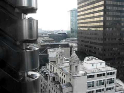 Lloyds Building Lon Open House Sep 09