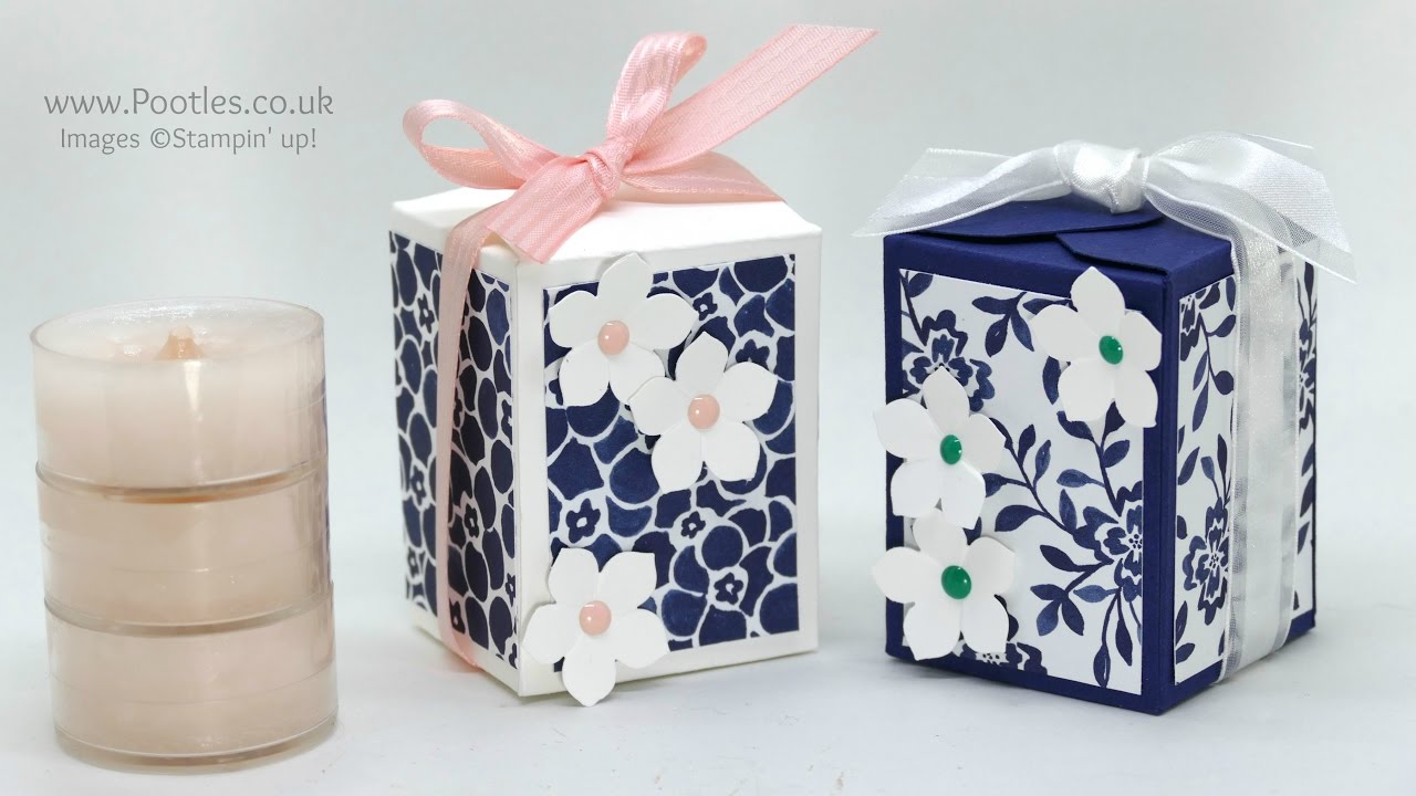 Triple Yankee Candle Tea Light Box - YouTube