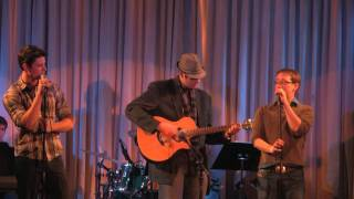 "Michael Mahany & Jonathan Reid Gealt singing ""Here for You"" written by Jonathan Reid Gealt"