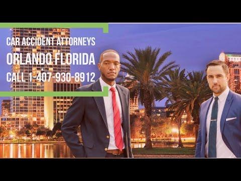 Car Accident Attorneys Orlando | 407-930-8912 | Orlando Lawyer