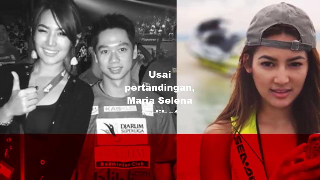 Tak Akui Pacaran Akhirnya Rahasia Kevin Sanjaya dan Maria Selena Terbongkar dari Fotonya
