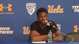 UCLA M. Basketball, Press Conference (Student-Athletes, 12.29.31)