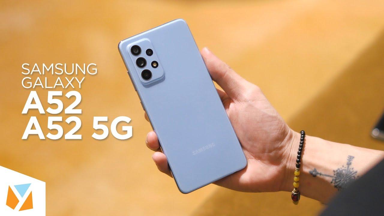 Samsung Galaxy A52 5g Notebookcheck Net External Reviews