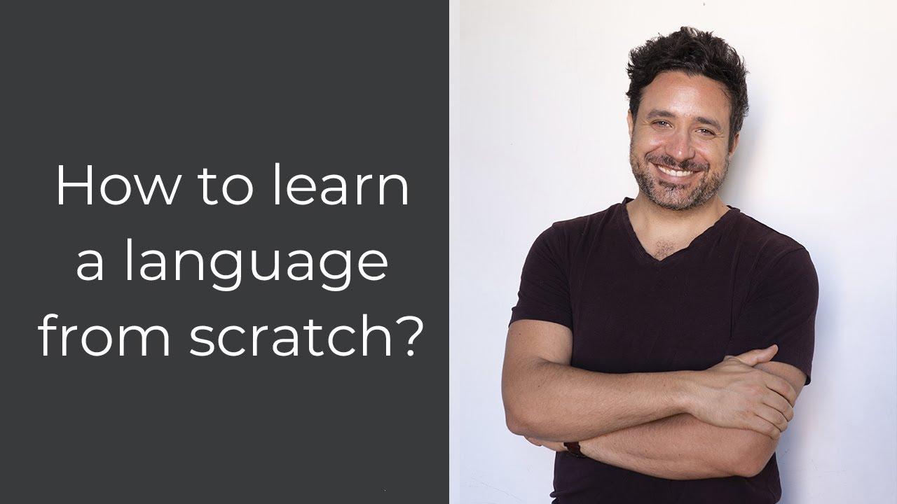 How to Learn a Language From Scratch - Short