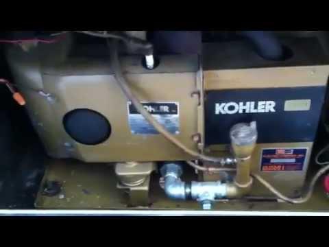 kohler 7000 generator in holiday rambler Kohler RV Generator Wiring Diagram
