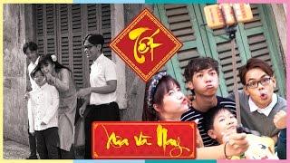 8 điều khác biệt giữa Tết xưa và nay | The past and The present Tet | New Year 2017 | Vannie Special