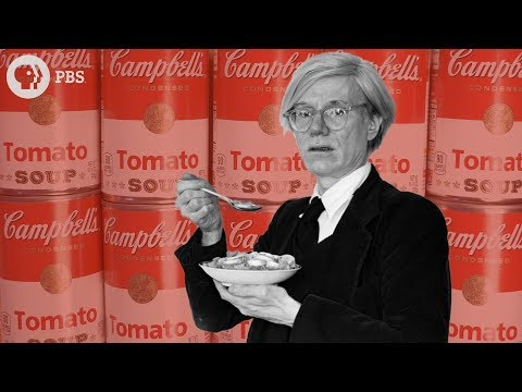 Eat Like Andy Warhol