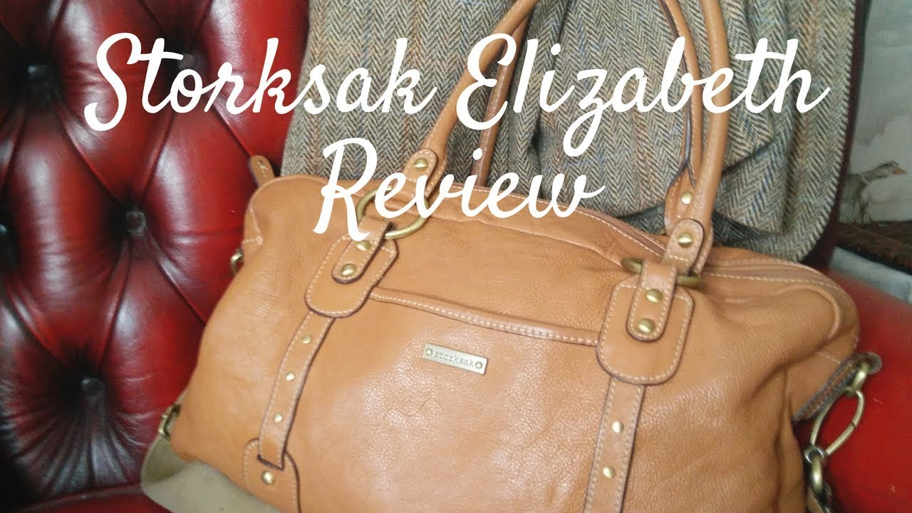 6f89011596cb4 STORKSAK ELIZABETH REVIEW | WHAT'S IN MY CHANGING/DIAPER BAG? - YouTube