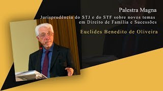 Palestra Magna -3ª Conferência Regional da Advocacia - Jurisprudência do STJ e do STF