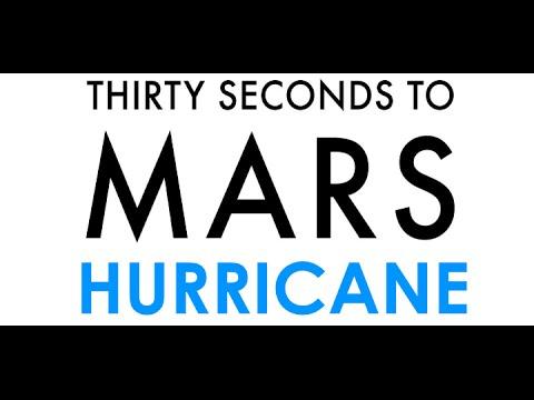 30 Seconds to Mars - HURRICANE (dalszöveggel) - YouTube