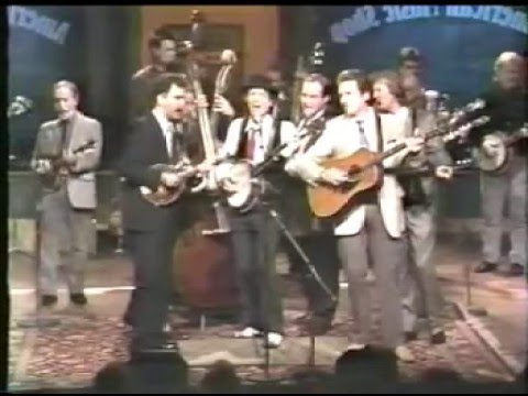 The Best Of Bluegrass - Roll in My Sweet Baby's Arms 1991